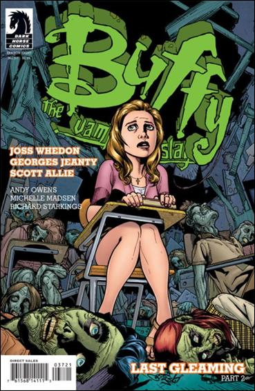 Buffy the Vampire Slayer Season Eight 37-B by Dark Horse