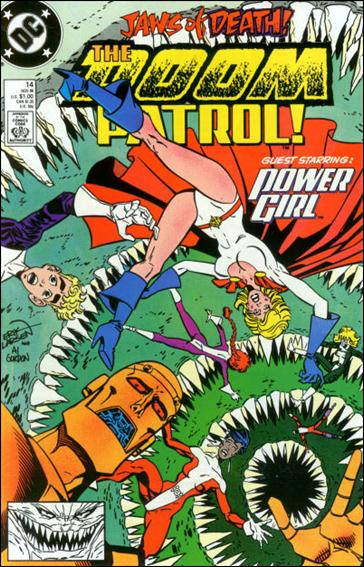 Doom Patrol (1987) 14-A by Vertigo