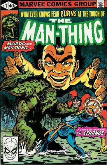 Man-Thing (1979) 4-A by Marvel