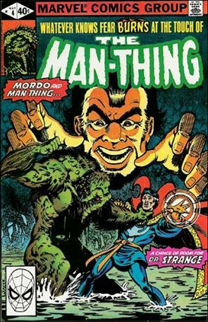 Man-Thing (1979) 4-A