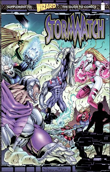 StormWatch (1993) 23 1/2-A by Image