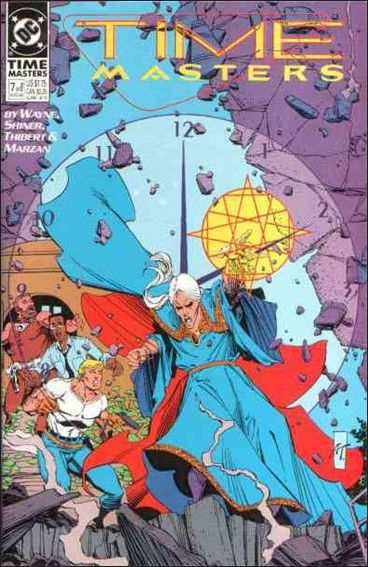 Time Masters 7-A by DC