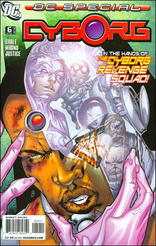DC Special: Cyborg 6-A by DC