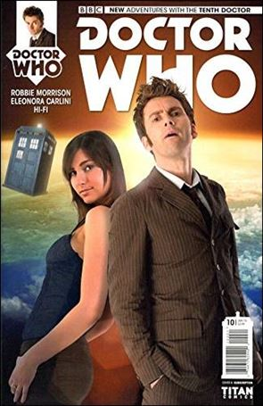 Doctor Who: The Tenth Doctor 10-B