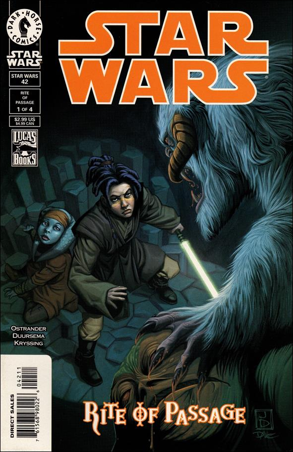Star Wars/Star Wars Republic 42-A by Dark Horse