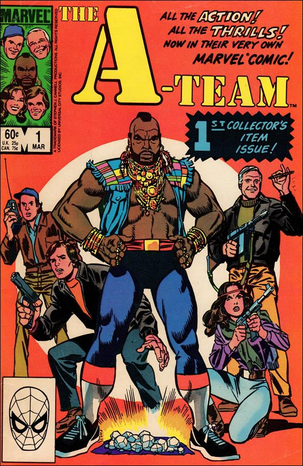 A-Team 1-A by Marvel