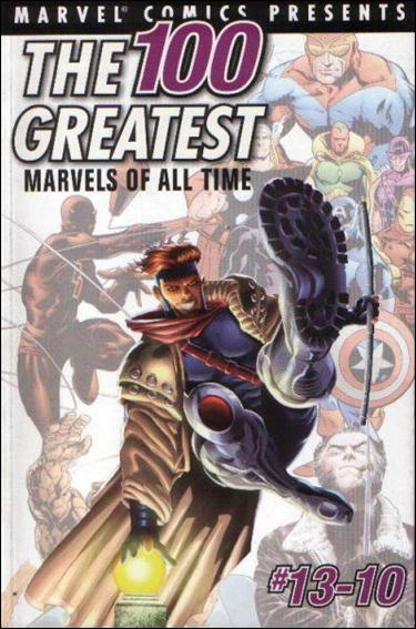 100 Greatest Marvels of All Time 4-A by Marvel