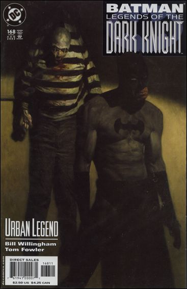 Batman: Legends of the Dark Knight 168-A by DC