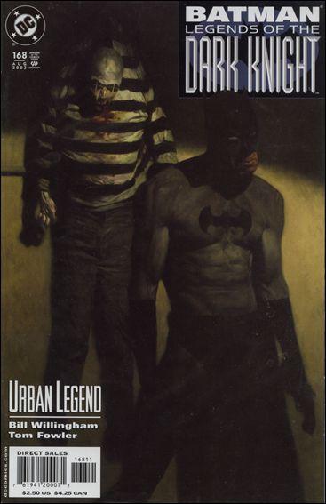 Batman: Legends of the Dark Knight 168-A by DC