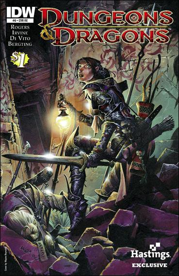 Dungeons & Dragons (2010) 0-D by IDW