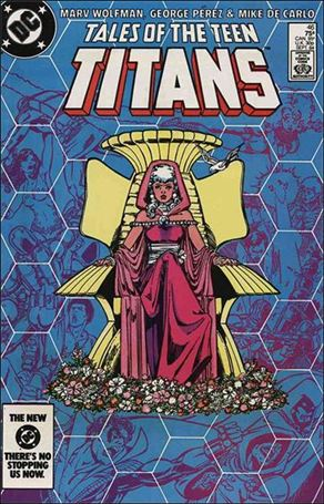 Tales of the Teen Titans 46-A