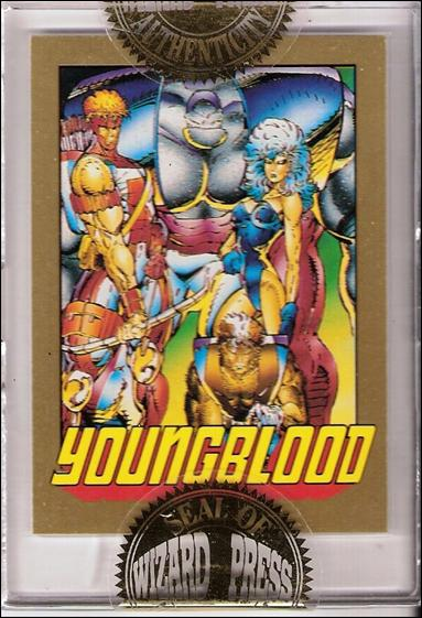 Youngblood: Series 1 (Promo) 0-B by Comic Images