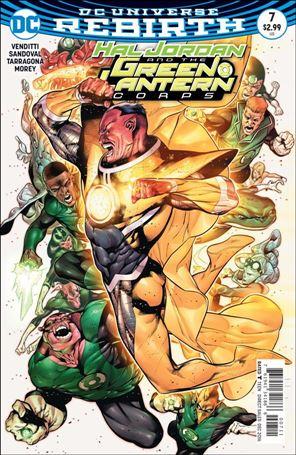 Hal Jordan and the Green Lantern Corps 7-A