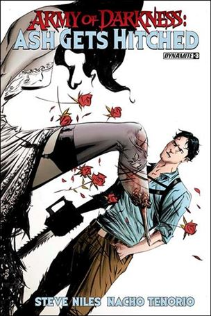 Army of Darkness: Ash Gets Hitched 3-A