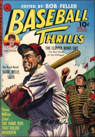 Baseball Thrills 3-A by Ziff-Davis