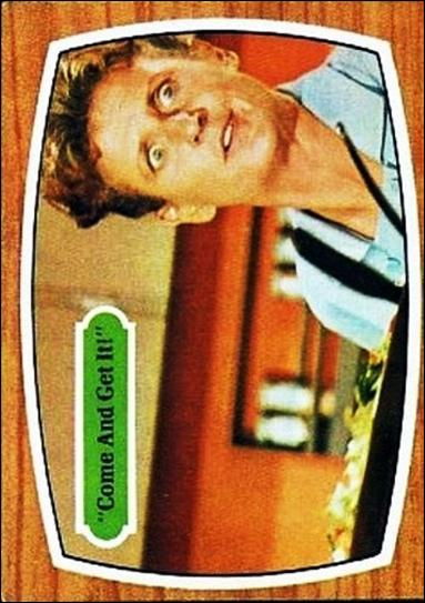 Brady Bunch (Base Set) 58-A by Topps