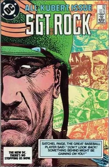 Sgt. Rock (1977) 395-A by DC