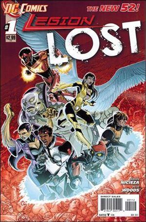 Legion Lost (2011) 1-B