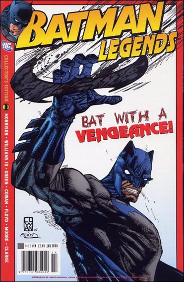 Batman Legends (UK) (2007) 14-A by Titan Magazines