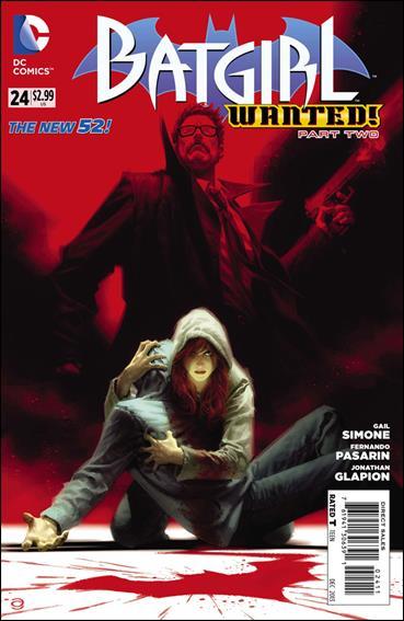 Batgirl (2011) 24-A by DC