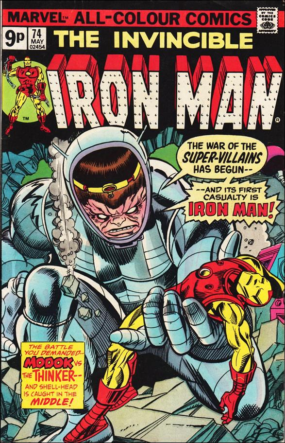 Iron Man (1968) 74-B by Marvel