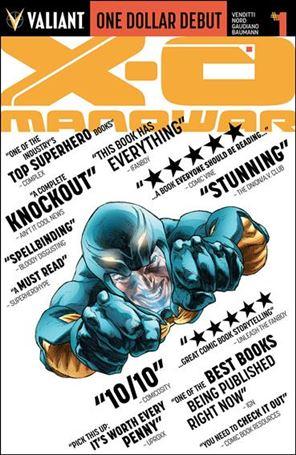 X-O Manowar (2012)  1-J