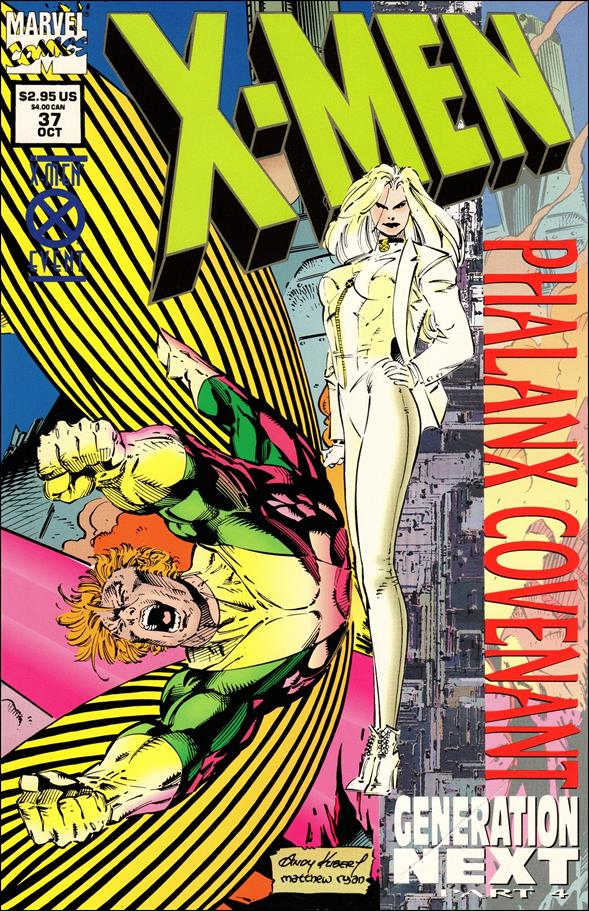 X-Men (1991) 37-A by Marvel