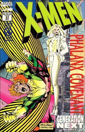 X-Men (1991) 37-A