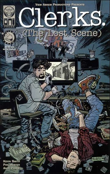 Clerks: The Lost Scene 1-A by Oni Press
