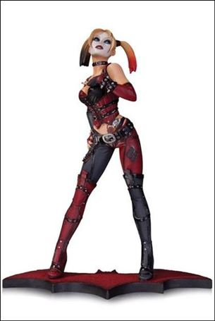 Batman: Arkham City (2013) Harley Quinn (Color Edition)