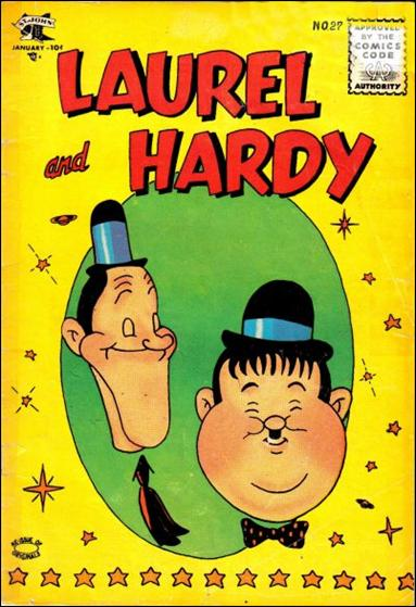 Laurel and Hardy (1949) 27-A by St. John