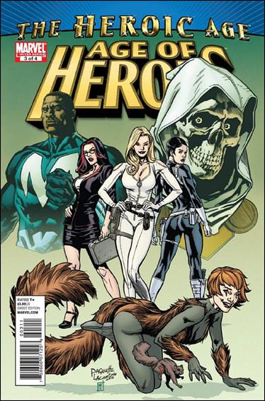 Age of Heroes (2010) 3-A by Marvel