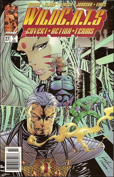WildC.A.T.s: Covert Action Teams 27-B by Image
