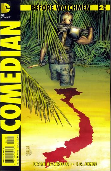 Before Watchmen: Comedian 2-A by DC