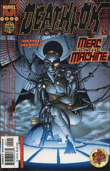Deathlok (1999) 5-A by Marvel