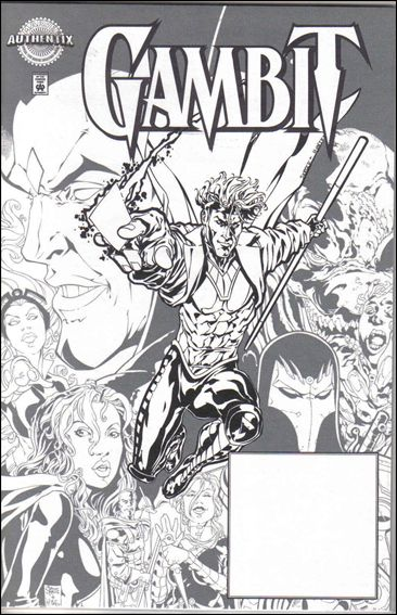 Gambit (1999) 1-H by Marvel