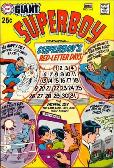 Superboy (1949) 165-A by DC