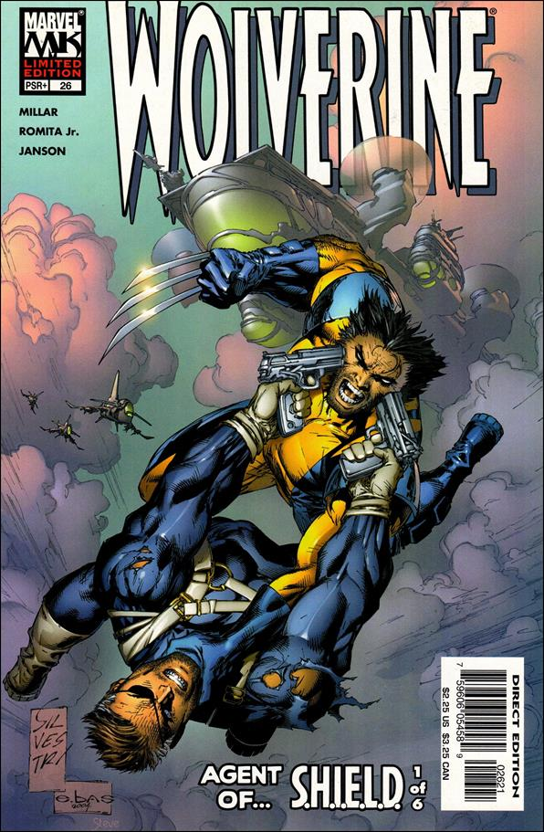 Wolverine (2003)  26-B by Marvel