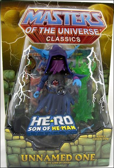 Masters of the Universe Classics Unnamed One by Mattel