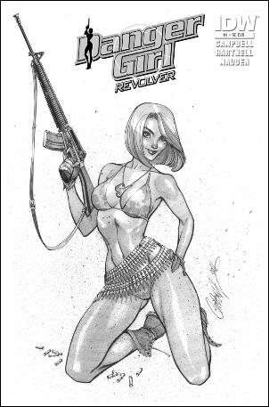 Danger Girl: Revolver 1-G by IDW