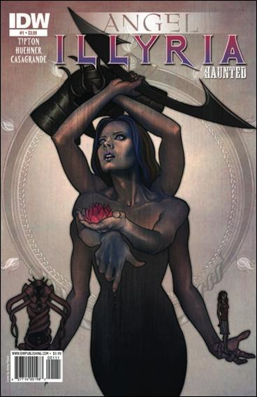 Angel: Illyria: Haunted 1-A by IDW
