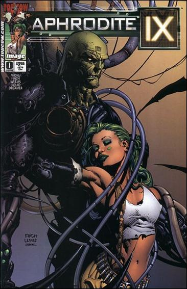 Aphrodite IX (2000) 0-D by Top Cow