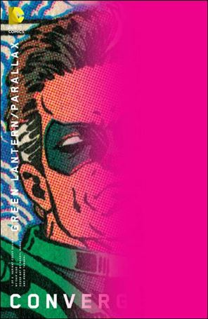 Convergence Green Lantern/Parallax 1-B