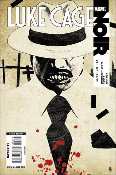 Luke Cage Noir 2-A by Marvel