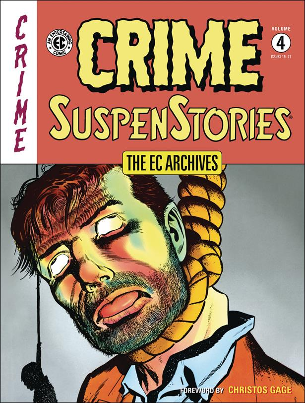 EC Archives: Crime Suspenstories 4-A by Dark Horse