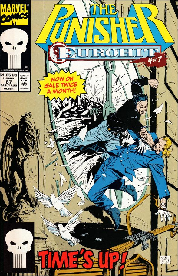 Punisher (1987) 67-A by Marvel