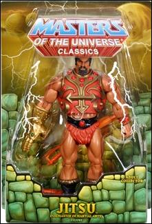 Masters of the Universe Classics Jitsu by Mattel
