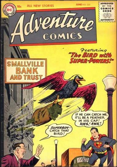Adventure Comics (1938) 225-A by DC