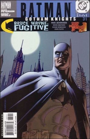 Batman: Gotham Knights 31-A