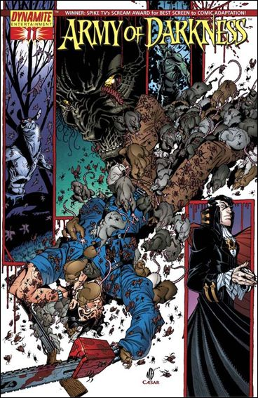 Army of Darkness (2006) 11-C by Dynamite Entertainment